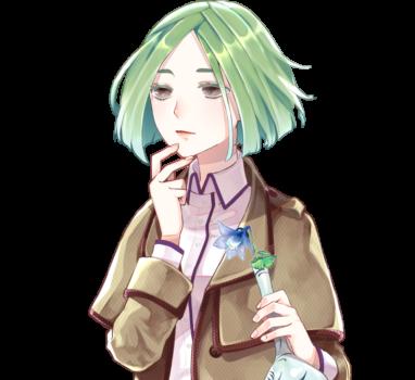 探偵風のお嬢さん【立ち絵制作の話】
