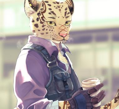 猫科のお兄さん【立ち絵制作の話】